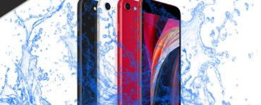 Is the iPhone SE waterproof 2020?