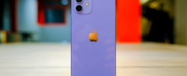 Is there a purple iPhone 12?