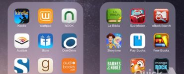 Is there an app to read books for free iPhone?