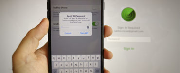 Should you turn on Find My iPhone?