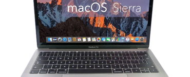 What Apple laptop came out in 2017?