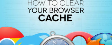 What does Clear Cache mean?