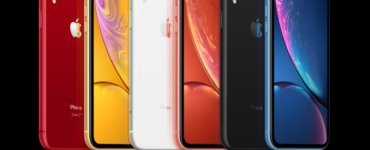 What does R stand for in iPhone XR?