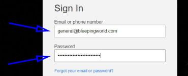 What happens if I change my Netflix password?
