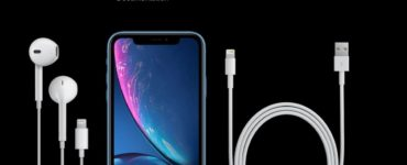 What headphone adapter do I need for iPhone XR?