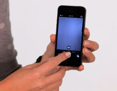 What is Burst mode in iPhone?