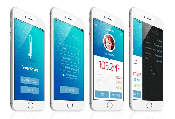 What is the best thermometer app for iPhone?