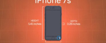 What length is a iPhone 7?