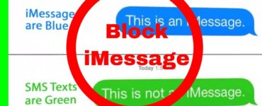 When you block someone on iMessage what do they see?