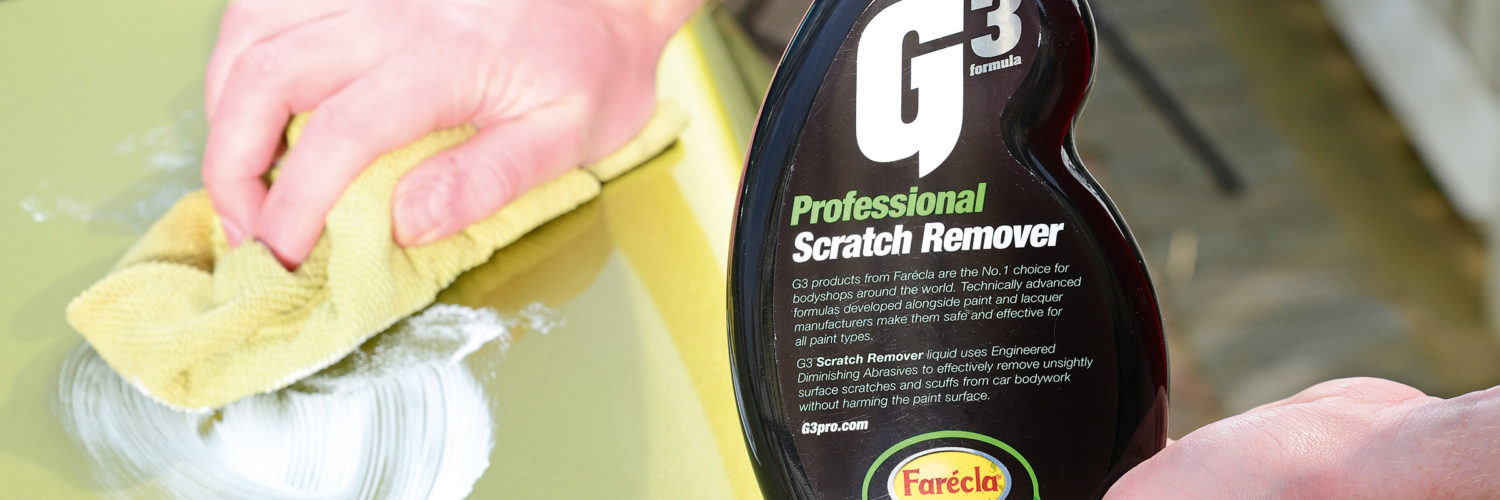 Which is the best scratch remover?