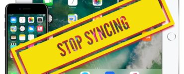Why aren't my photos from my iPhone syncing to my iPad?