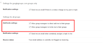 Why can't I add an account to my Gmail?
