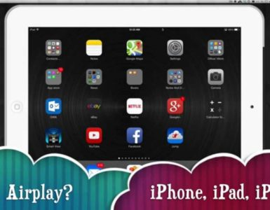 Why can't I find AirPlay on my iPhone?