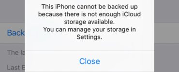 Why is iPhone storage full when I have iCloud?