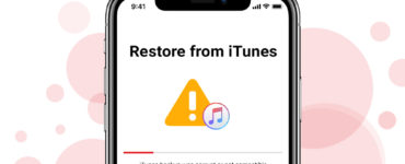 Why is my iPhone backup corrupt?