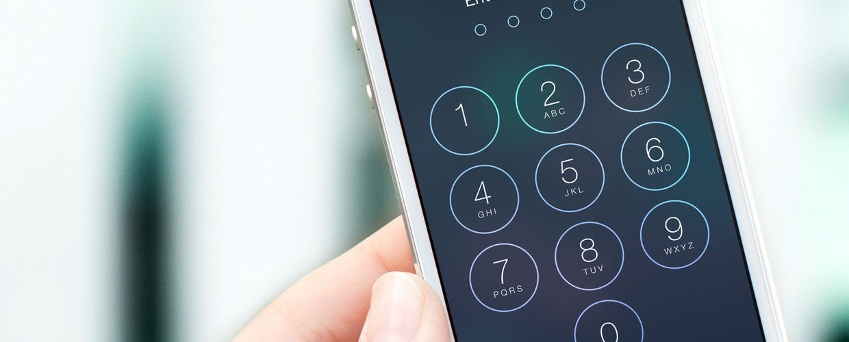 Why is my iPhone not taking my passcode?
