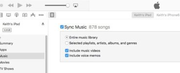 Why is my music library not syncing?