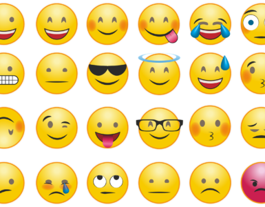 Why some Emojis are not showing in my phone?